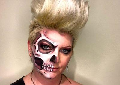 Half A Skull