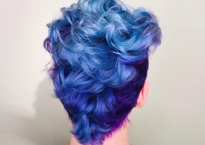 Ocean Wave Blue