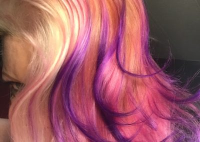 Orange-Purple Colormelt