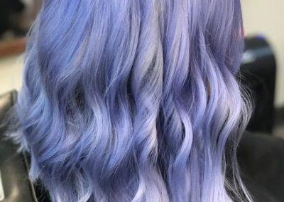 Lavender Smoke
