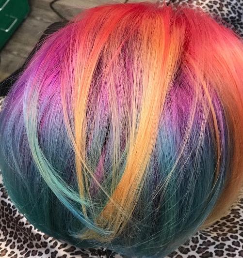 Vivid Rainbow ColorMelt
